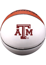Texas A&M Aggies Official Team Logo Autograph Basketball