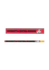 Central Missouri Mules 6 Pack Pencil