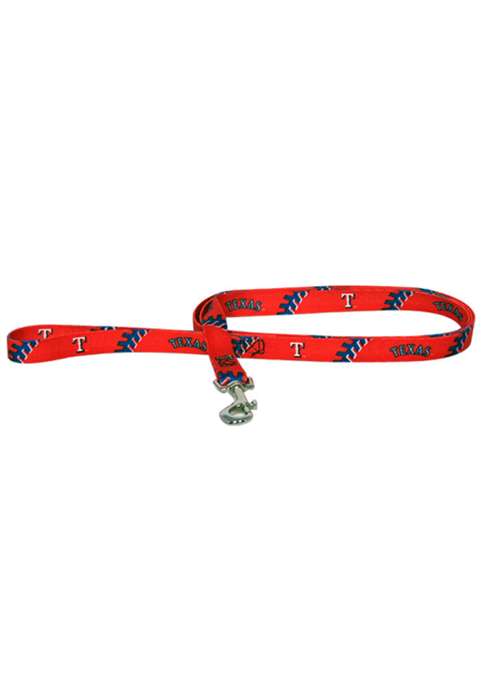 Texas Rangers 6ft Pet Leash - Image 1