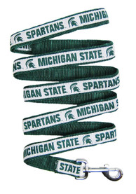 Michigan State Spartans Team Logo Pet Leash