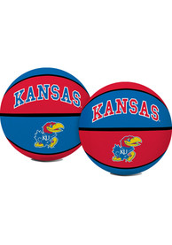 Kansas Jayhawks Crossover Basketball