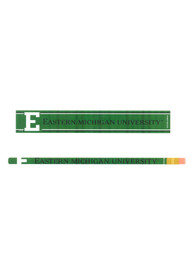 Eastern Michigan Eagles 6 Pack Pencil