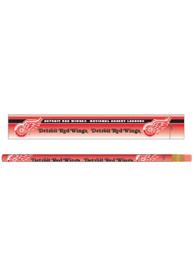 Detroit Red Wings 6 Pack Pencil