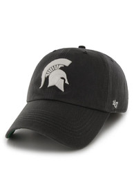 Michigan State Spartans 47 Charcoal 47 Franchise Fitted Hat