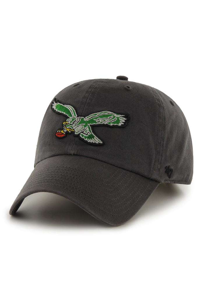 47 Philadelphia Eagles Mens Grey Clean Up Adjustable Hat - Image 1.   d045e5ef6