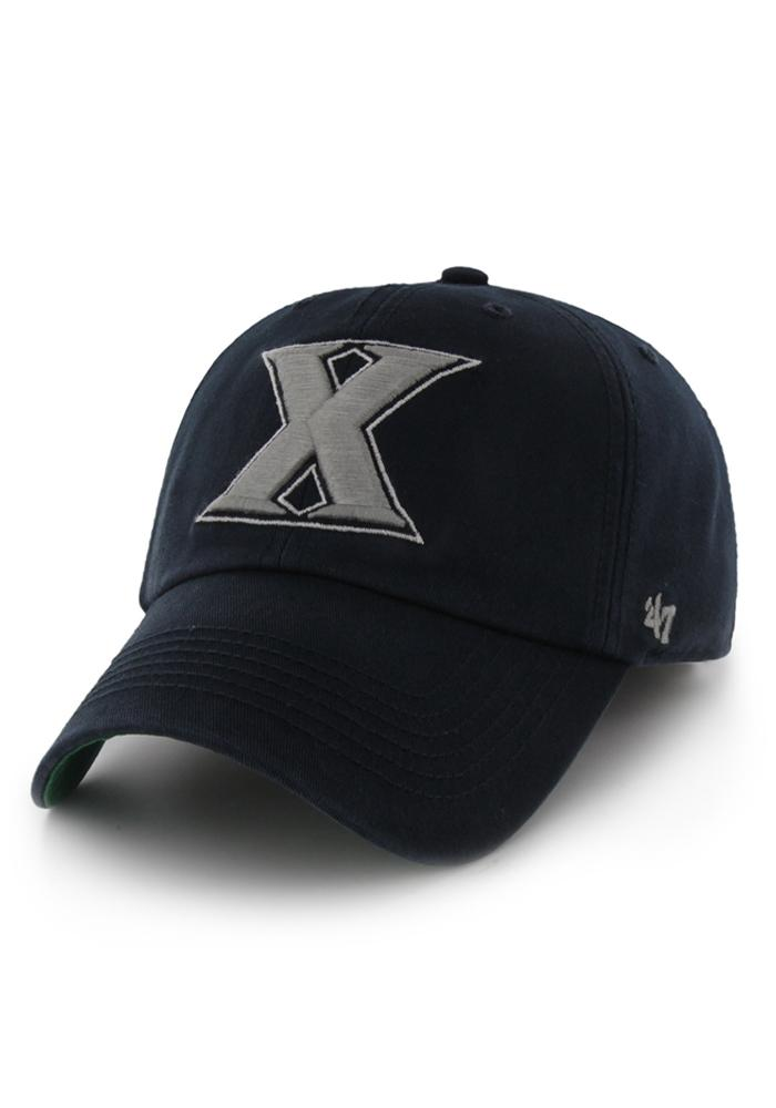 Xavier Musketeers 47 Navy Blue 47 Franchise Fitted Hat