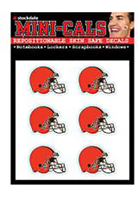 Cleveland Browns 6 Pack Tattoo