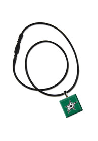 Dallas Stars Womens Life Tile Necklace - Green