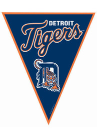 Detroit Tigers 12x10 12 Pack Pennant Streamers