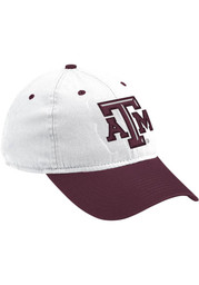 Adidas Texas A&M Aggies Mens White Spring Slouch Adjustable Hat
