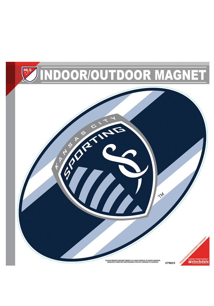 Sporting Kansas City Team Logo Magnet