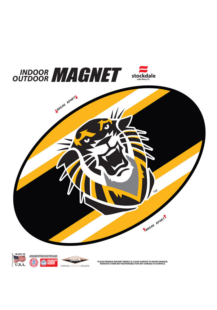 Fort Hays State Tigers Magnet - Image 1