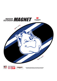 Saint Louis Billikens Team Color Magnet