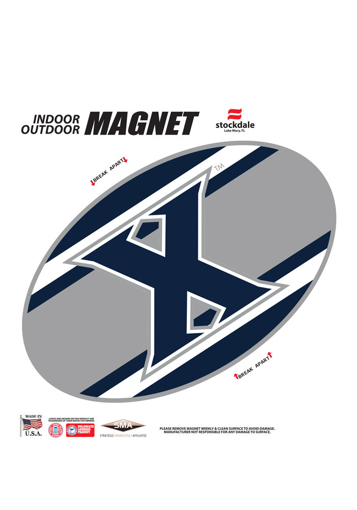 Xavier Musketeers Team Color Magnet - Image 1