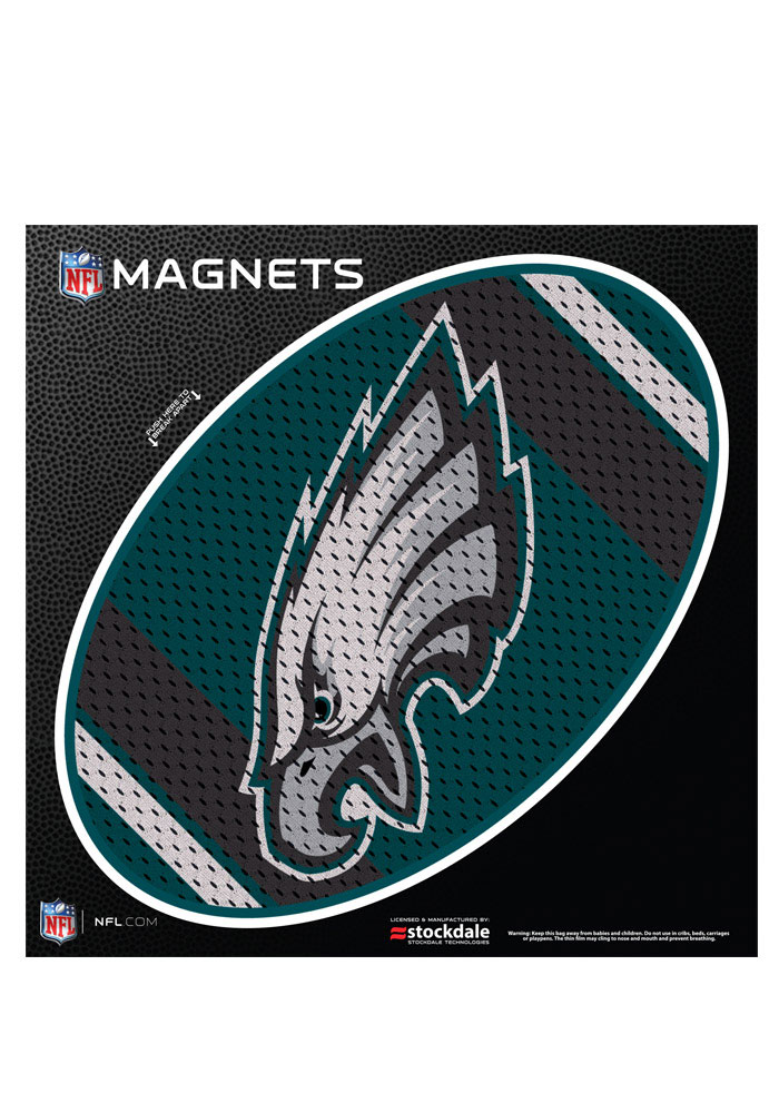 Philadelphia Eagles Team Color Magnet - Image 1