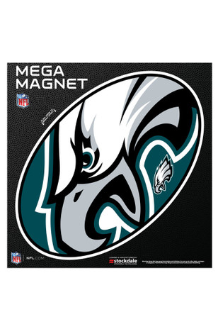 Philadelphia Eagles Team Color Magnet