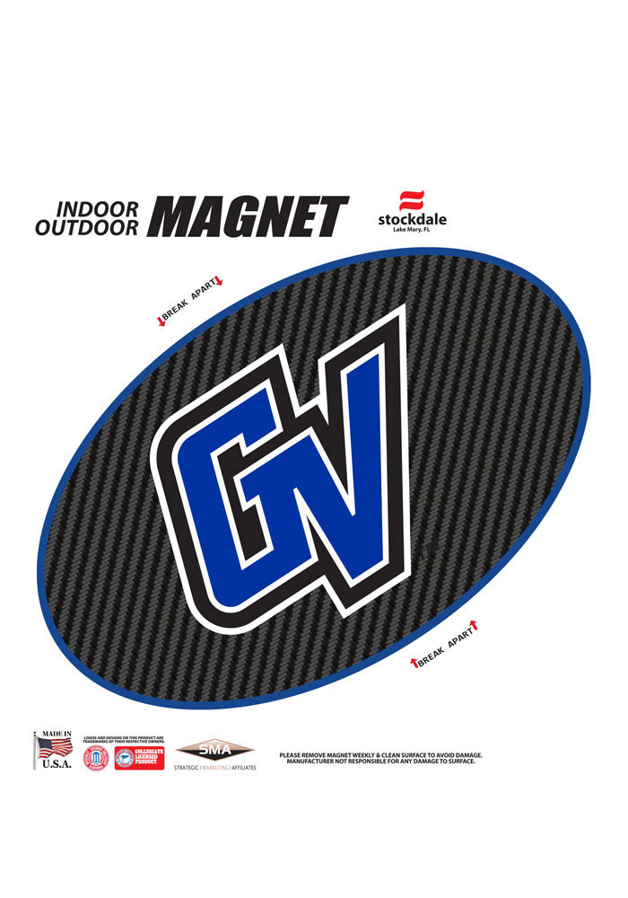 Grand Valley State Lakers Team Logo Magnet - Image 1