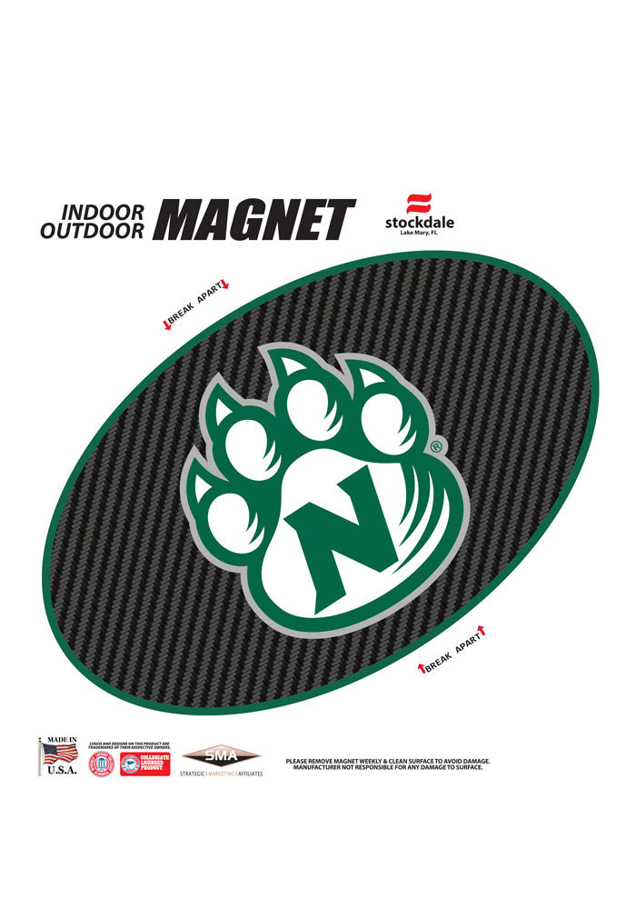 Northwest Missouri State Bearcats Team Logo Magnet - Image 1