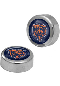 Chicago Bears 2 Pack Auto Accessory Screw Cap Cover