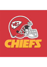 Kansas City Chiefs 16 Pack Luncheon Napkins