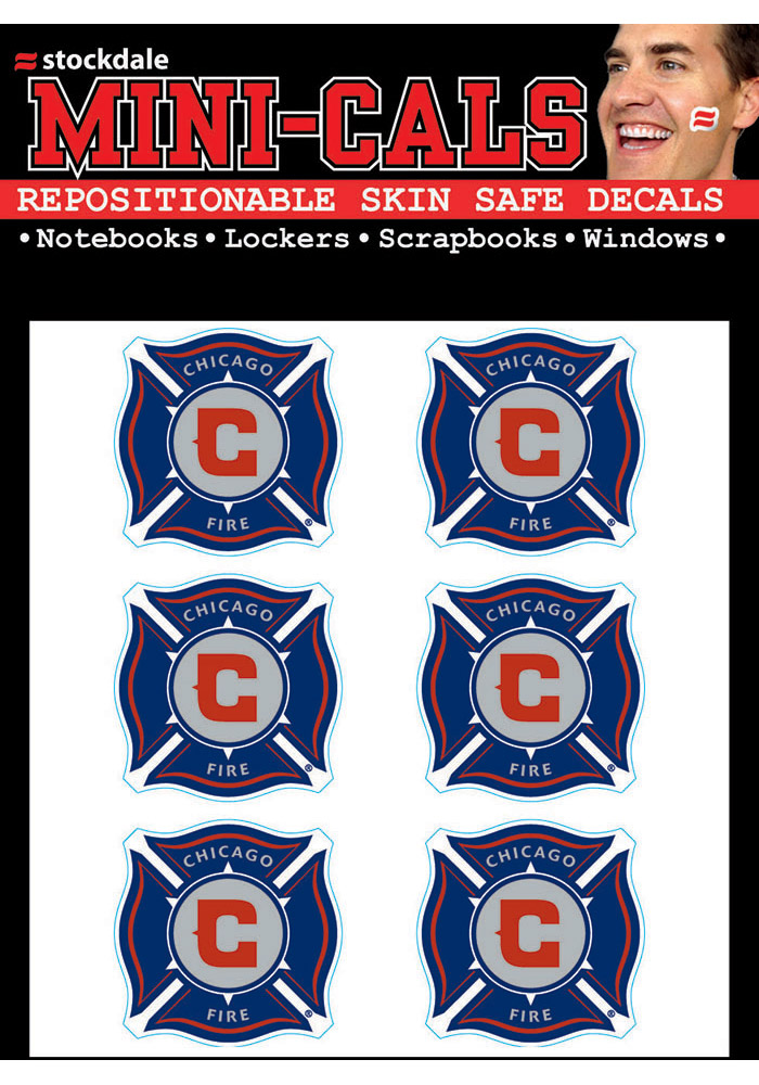 Chicago Fire 6 Pack Tattoo
