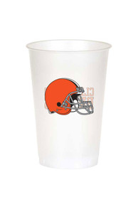 Cleveland Browns 8 Pack Disposable Cups