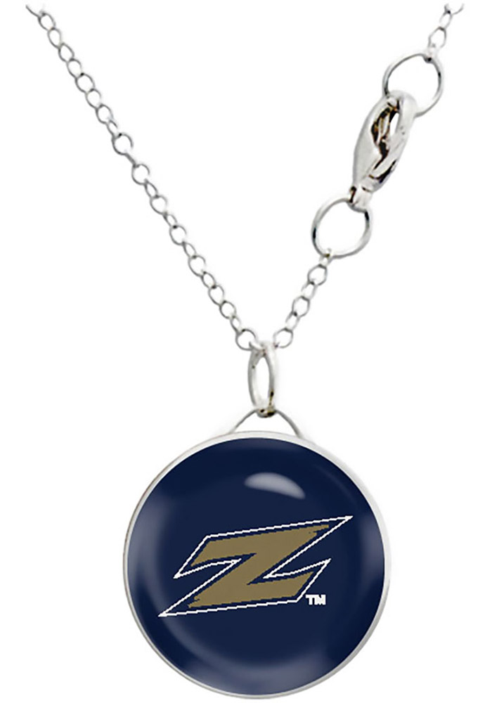 Akron Zips Drop Necklace - Image 1