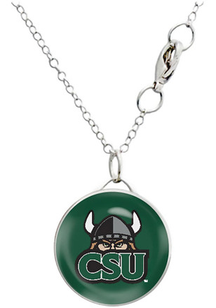 Cleveland State Vikings Drop Necklace