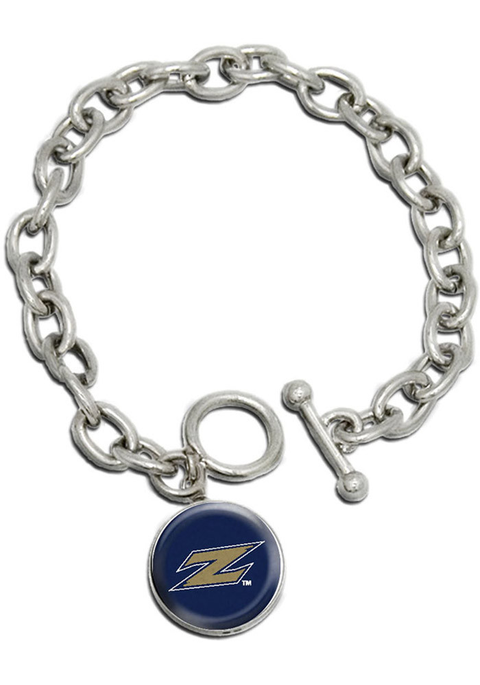 Akron Zips Single Drop Womens Bracelet - Image 1