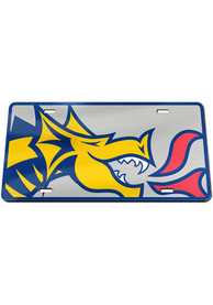 Drexel Dragons Mega Team Logo Car Accessory License Plate