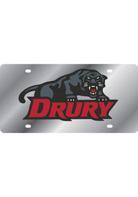 Drury Panthers Team Logo Car Accessory License Plate