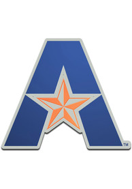 UTA Mavericks Acrylic Car Emblem - Blue