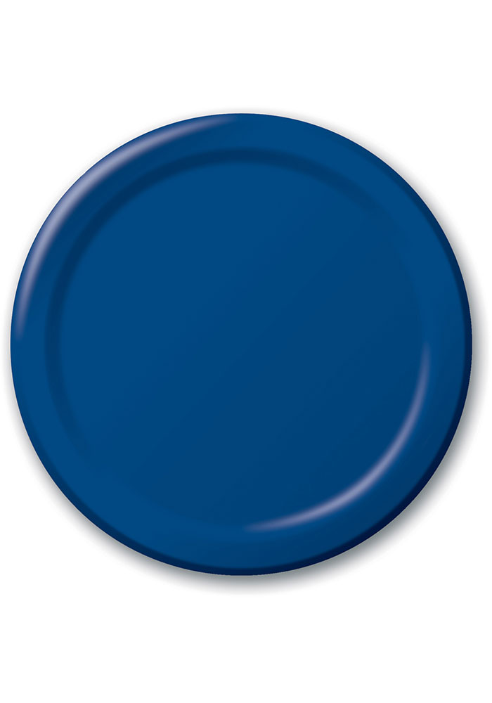 St Louis 24 Pack Lunch Paper Plates - Image 1