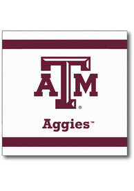 Texas A&M Aggies beverage 24 pack Napkins