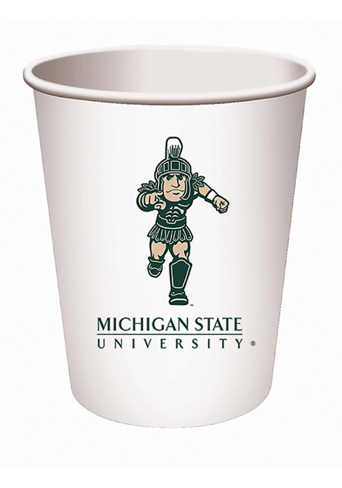 Michigan State Spartans 20oz 8 Pack Disposable Cups 16371835