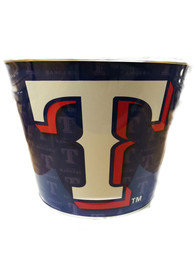 Texas Rangers 5qt Galvenized Bucket