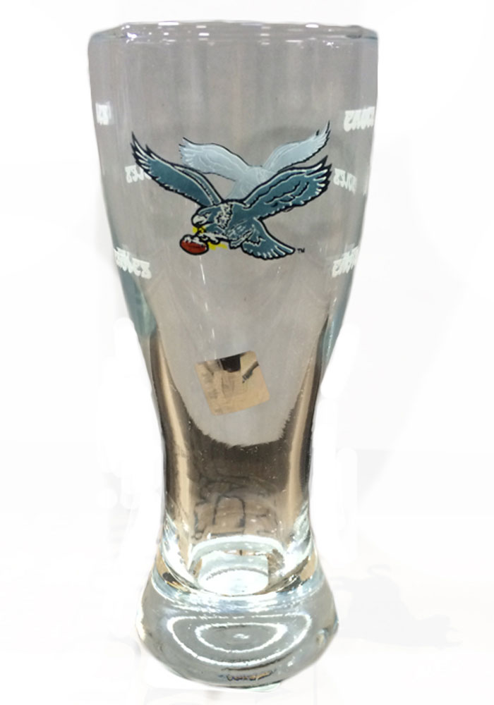 Philadelphia Eagles 2.5oz Mini Pilsner Shotglass Shot Glass - Image 1