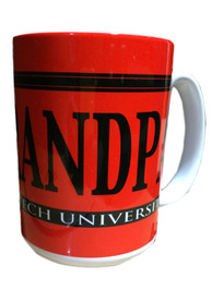 Texas Tech Red Raiders Grandpa Ceramic Mug