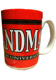 Texas Tech Red Raiders Grandma Ceramic Mug