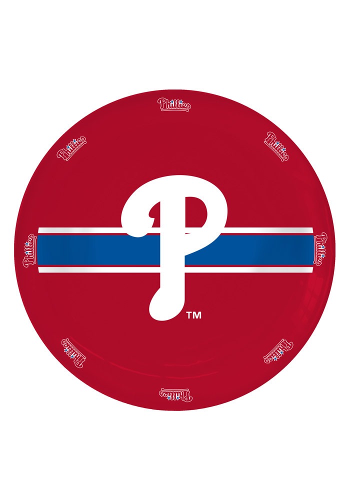 Philadelphia Phillies 11in Serving Plate - Image 1