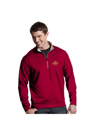 Iowa State Cyclones Antigua Leader 1/4 Zip Pullover - Cardinal