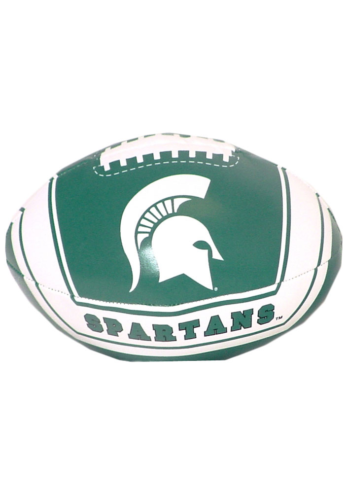 Michigan State Spartans 6` Small Softee Ball - Image 1