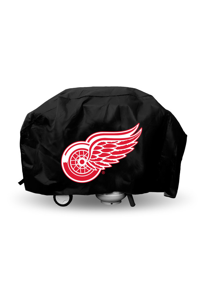 Detroit Red Wings Economy BBQ Grill Cover - Image 1