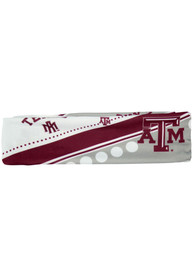 Texas A&M Aggies Womens Stretch Patterned Headband - Maroon