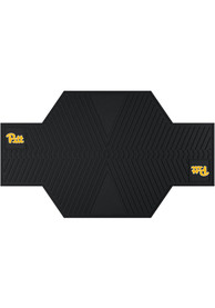 Sports Licensing Solutions Pitt Panthers Motorcycle Car Mat - Black