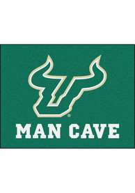 South Florida Bulls 34x42 Man Cave All Star Interior Rug