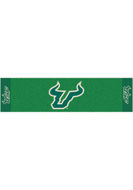 South Florida Bulls 18x72 Putting Green Runner Interior Rug