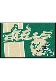 South Florida Bulls 19x30 Uniform Starter Interior Rug