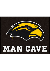 Southern Mississippi Golden Eagles 34x42 Man Cave All Star Interior Rug