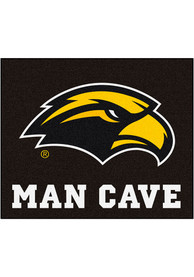 Southern Mississippi Golden Eagles 60x71 Man Cave Tailgater Mat Outdoor Mat